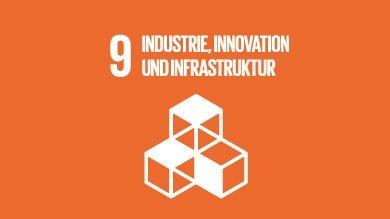 Die XU University steht hinter den Zielen für eine nachhaltige Entwicklung der UN, Vereinten Nationen. Sustainable Development Goal 9 der United Nations - Industrie Innovation und Infrastruktur