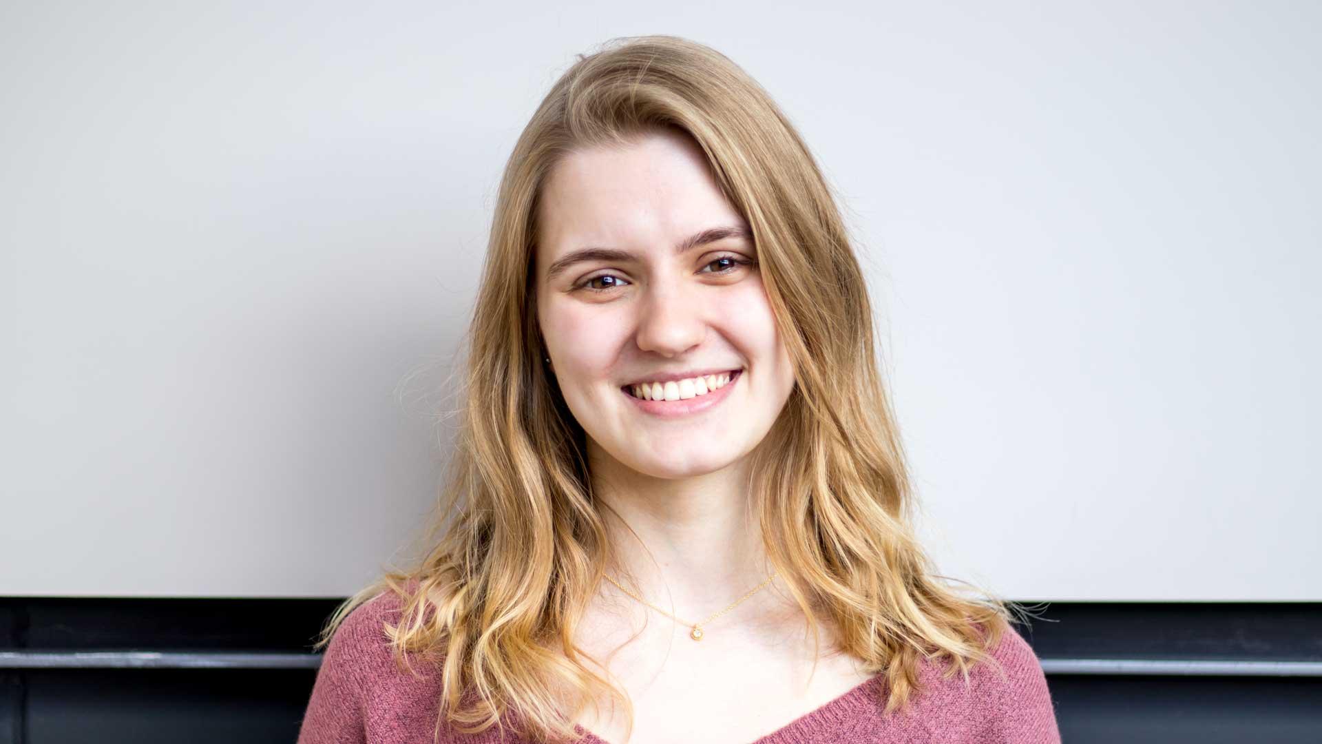 3 Fragen an unsere Studierenden: Daria Kowalska – #xustudentlife