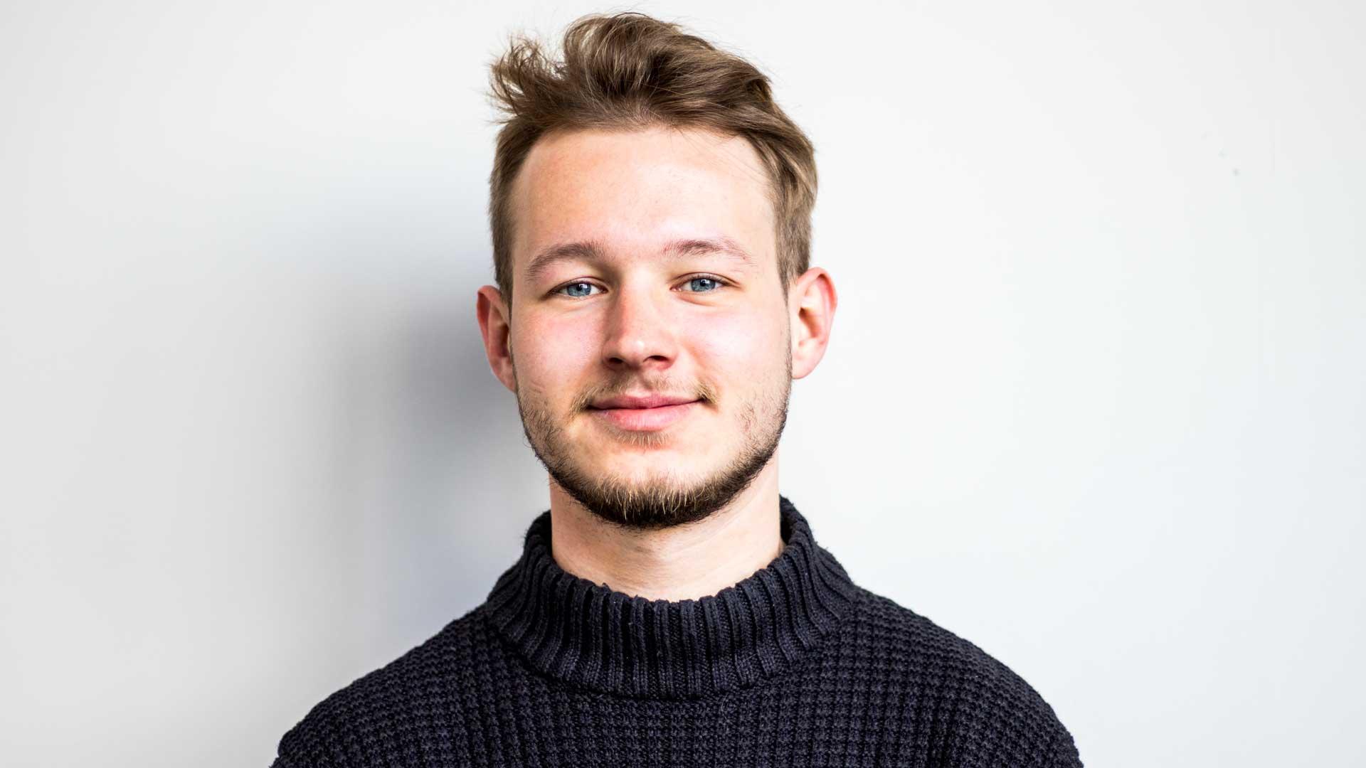 3 Fragen an unsere Studierenden: Milosz Gagajewski – #xustudentlife