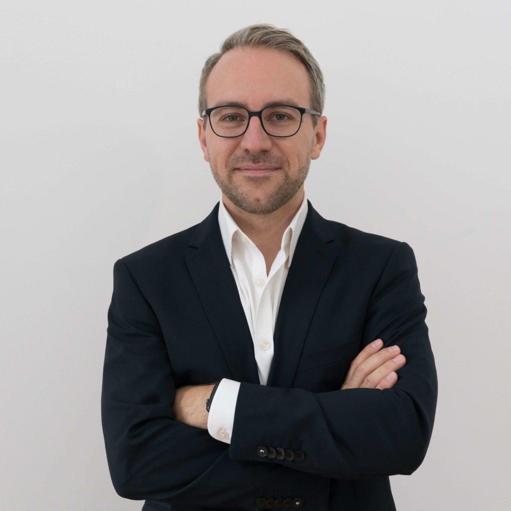 XU Dozent Marc Preusche