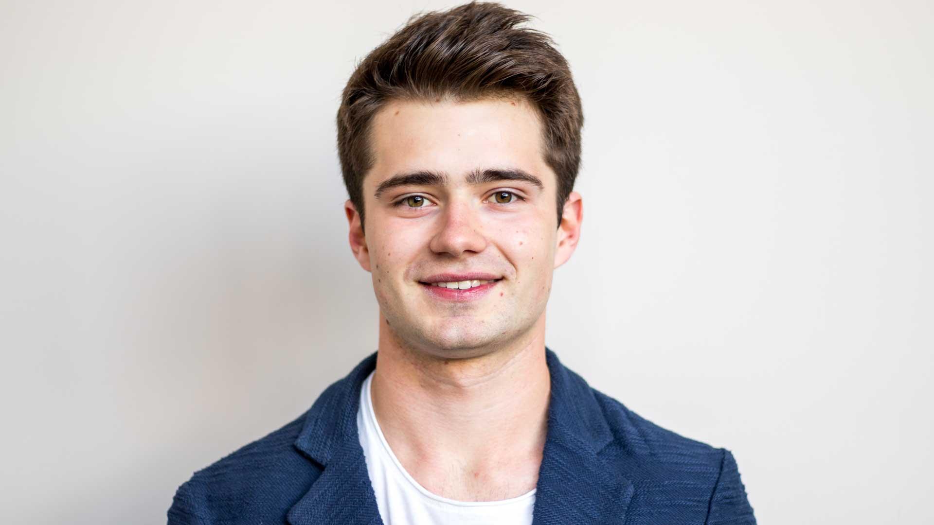 3 Fragen an unsere Studierenden: Valentin Döring – #xustudentlife