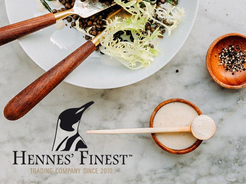 """""""Hennes' Finest"""" – Digital Marketing Projekt 3. Semester"""